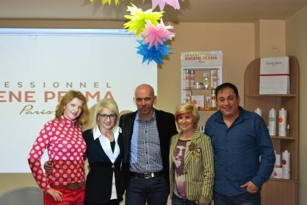 Eugene Perma Bulgaria Artist Team