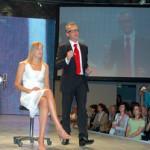 Франк Брорман в България 10.10.2009г.