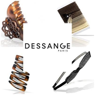Аксесоарите на Dessange Paris са едни от най-стилните и актуални за сезон 2015/2016г.